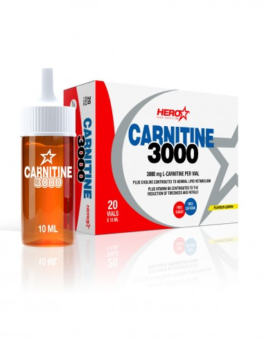 HERO TECH CARNITINE 3000